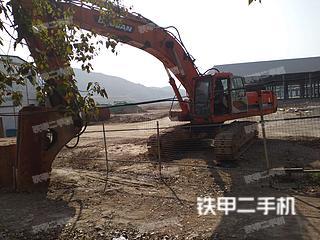 浙江-湖州市二手斗山DH420LC-7挖掘机实拍照片