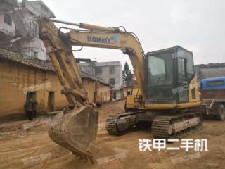 广西-南宁市二手小松PC60-8挖掘机实拍照片