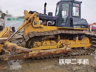 山推SD16TL机械超湿地型推土机实拍图片