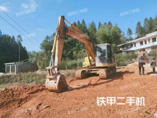 小松PC130-6E挖掘机实拍图片