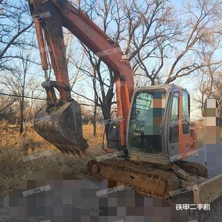 天津-天津市二手日立ZX60挖掘机实拍照片