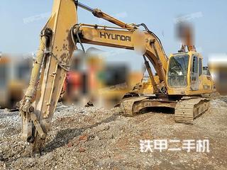 二手现代 R220LC-5 挖掘机转让出售