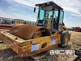 安徽-六安市二手柳工CLG622压路机实拍照片