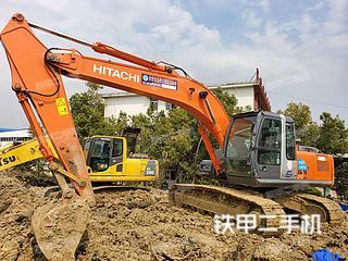 安徽-六安市二手日立ZX210H-3G挖掘机实拍照片