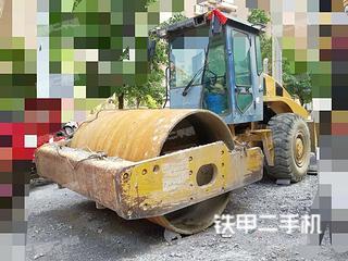 贵州-黔西南布依族苗族自治州二手柳工CLG6618压路机实拍照片
