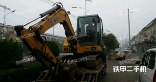 二手徐工 XE60 挖掘机转让出售
