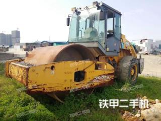 湖南-邵阳市二手徐工XS222J压路机实拍照片