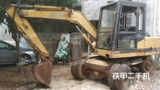 新源XY45挖掘機實拍圖片