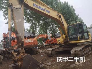 小松PC240LC-8M0挖掘機實拍圖片