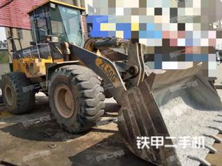 濮陽徐工ZL50G裝載機實拍圖片