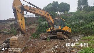 湖北-宜昌市二手三一重工SY235C挖掘机实拍照片