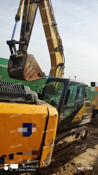 湖北-宜昌市二手住友SH130-6挖掘机实拍照片