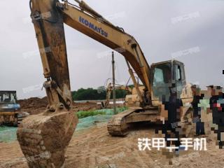 南京小松PC200-8挖掘机实拍图片