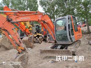 河北-廊坊市二手日立ZX60挖掘机实拍照片