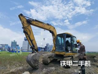 河北-唐山市二手小松PC60-7挖掘机实拍照片