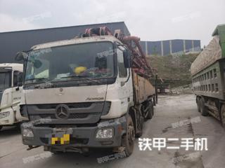 三一重工SY5419THB52泵車實拍圖片