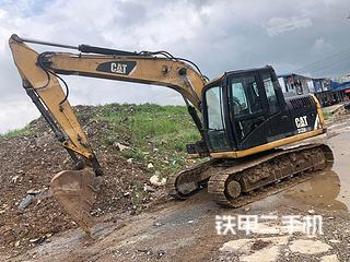 卡特彼勒312D2GC挖掘机实拍图片
