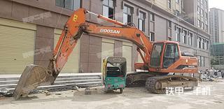 河南-驻马店市二手斗山DH225LC-7挖掘机实拍照片