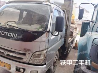 二手福田欧曼 4X2 工程自卸车转让出售