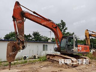 日立ZX230LC挖掘機實拍圖片