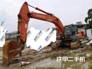 日立ZX250H-3挖掘機實拍圖片