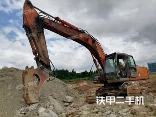 日立EX230LC-5HHE挖掘機實拍圖片