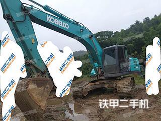 神鋼SK260LC-10挖掘機實拍圖片