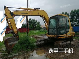 小松PC60-7C挖掘机实拍图片