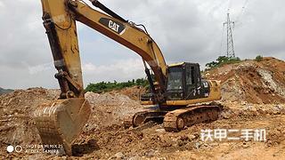 湖北-宜昌市二手卡特彼勒325D挖掘机实拍照片