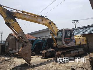 浙江-宁波市二手住友SH200A2挖掘机实拍照片