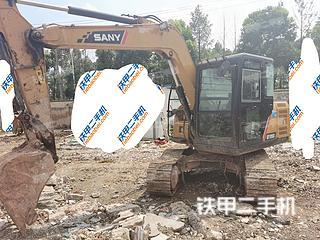 三一重工SY75C挖掘機實拍圖片