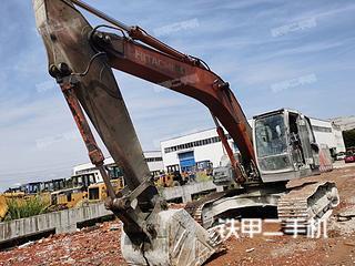 日立ZX240LC-HHE挖掘機實拍圖片