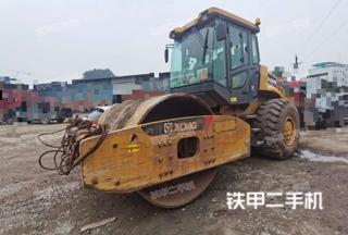 重庆-重庆市二手徐工XS263J压路机实拍照片