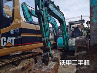 洋马VIO50-6B挖掘机实拍图片