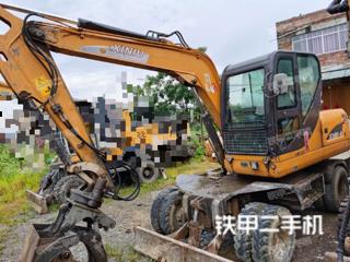 犀牛重工XNW51360-4L挖掘机实拍图片