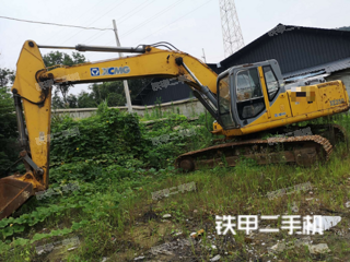 湖北-武汉市二手徐工XE250挖掘机实拍照片
