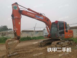 日立EX120-6挖掘機實拍圖片