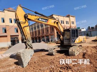 广西-贺州市二手三一重工SY225C挖掘机实拍照片