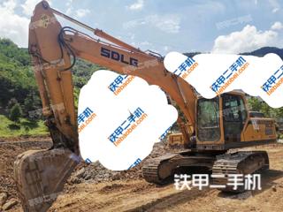 西安山东临工E6225F挖掘机实拍图片
