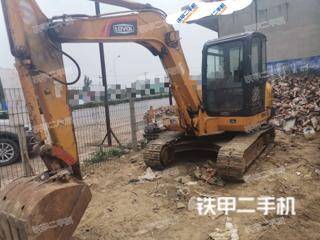 邢台雷沃重工FR65-7挖掘机实拍图片