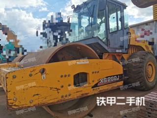 云南-昆明市二手徐工XS262J压路机实拍照片