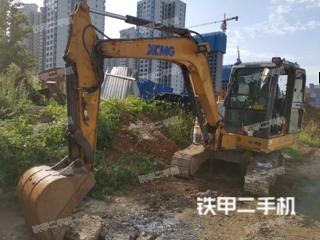 安康徐工XE55DA挖掘機實拍圖片