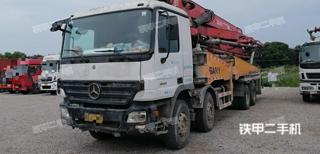 上海三一重工SY5401THB46泵車實拍圖片