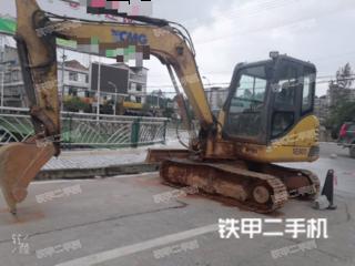 四川-宜宾市二手徐工XE60挖掘机实拍照片