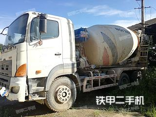 中聯重科ZLJ5256GJBGH日野攪拌運輸車實拍圖片