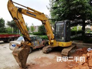 小松PC50MR-2挖掘機實拍圖片