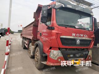 二手中国重汽 6X4 工程自卸车转让出售