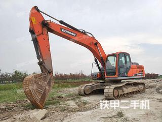 珠海斗山DX230LC-9C挖掘机实拍图片