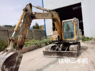 山东临工E680F挖掘机实拍图片