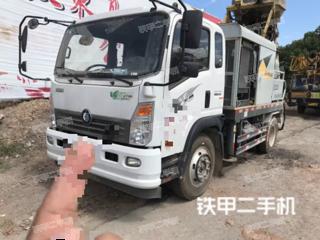 二手雷萨重机 BJ5430 THB 泵车转让出售